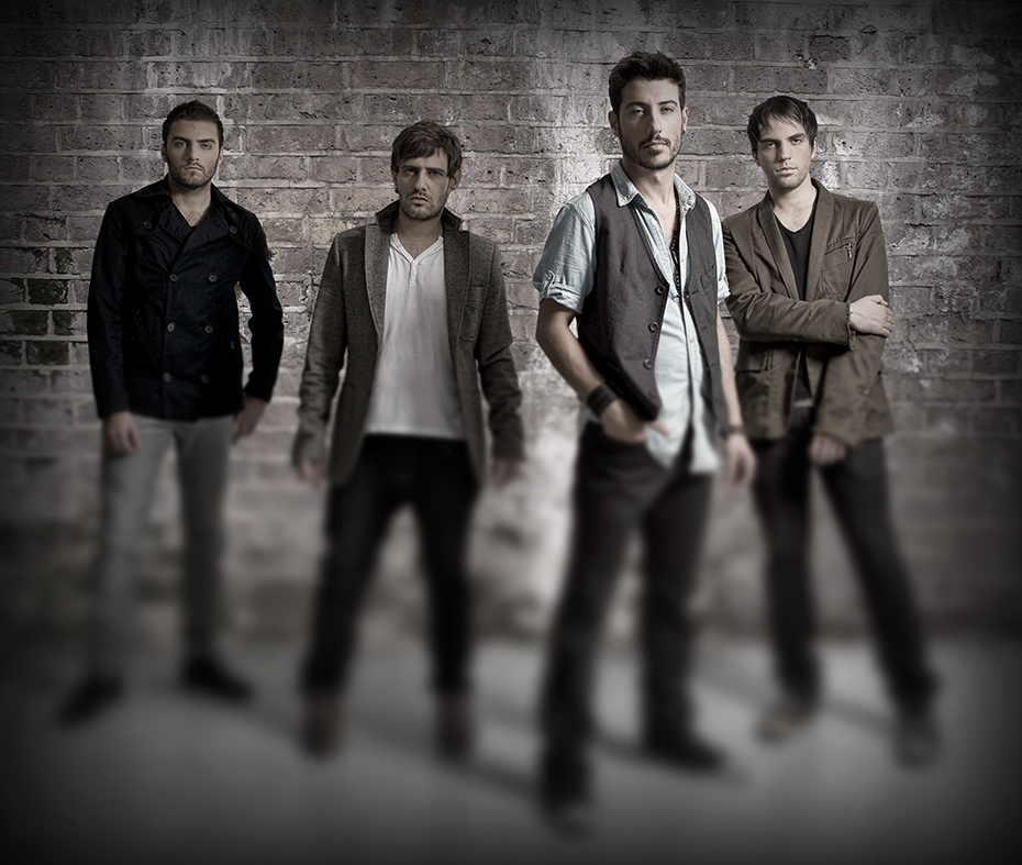 Airport Impressions band Promo Photo 6